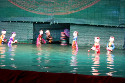Water Puppet Theater