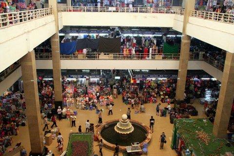 Doan Xuan market